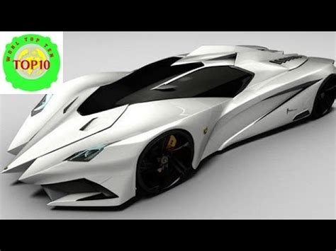 world top 10 best concept cars for the future youtube