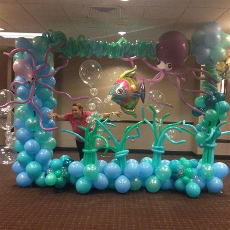 1000 images about balloon sculpting on pinterest under the sea and balloons