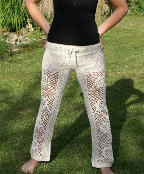 pattern crochet pants crochet pants really can look cute these 20 exles