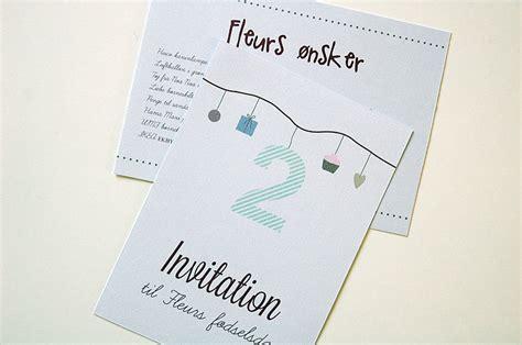 layout til invitation diy invitation til b 248 rnef 248 dselsdag det bedste jeg ved