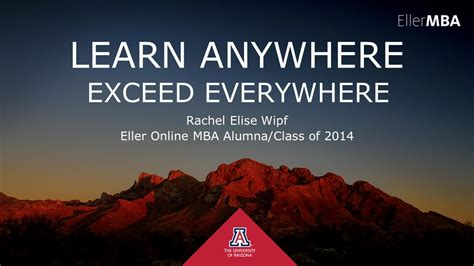 Eller Mba Sign In by Wipf Learn Anywhere Exceed Everywhere