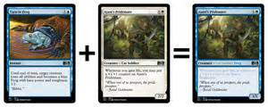 Magic Card Template by Magic The Gathering Card Template Www Galleryhip