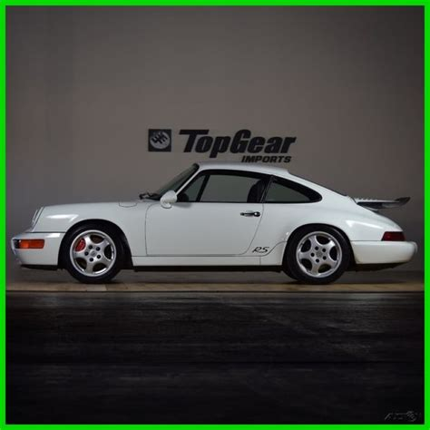 automobile air conditioning service 1993 porsche 911 head up display 1993 porsche rs coupe rare sunroof air conditioning delete option