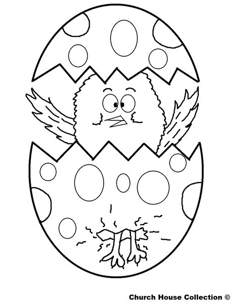 coloring pages for easter free chickens and eggs coloring pages