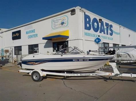 ski boats for sale nebraska starcraft new and used boats for sale in nebraska