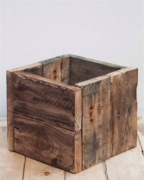 small wooden planter boxes best 25 wooden planters ideas
