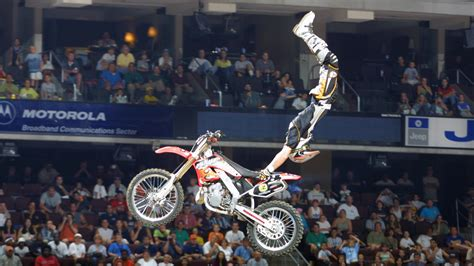 Nate Adams Fmx Career Photo Gallery