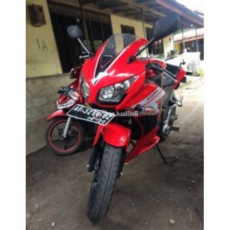 Motor Honda Cbr 150 Repsol Tahun 2015 motor honda cbr 150 warna merah second tahun 2015 sleman yogyakarta dijual tribun jualbeli