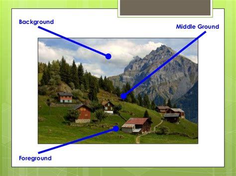 Landscape Lesson Powerpoint Watercolor Landscape Powerpoint