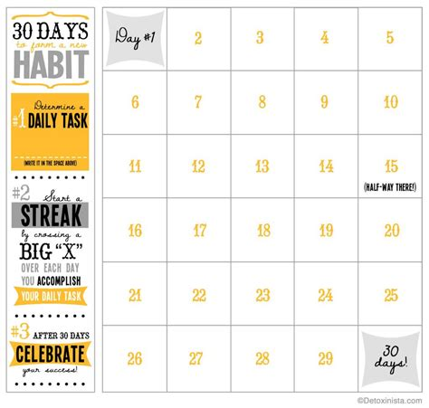 30 day template 30 day calendar printable new calendar template site