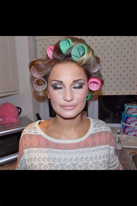 Wedding Hair With Rollers by 700 Best Curlers Rollers Images On Rollers