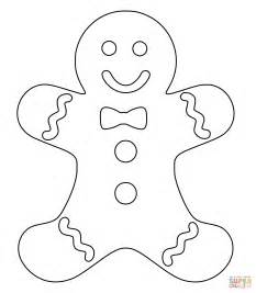 gingerbread coloring pages gingerbread coloring page free printable
