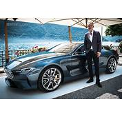 The Best Photo Gallery Of BMW Concept 8 Series At