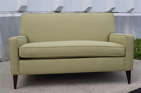 small settees small settee by paul mccobb at 1stdibs