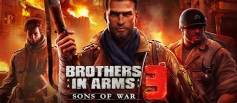 brothers in arms 3 apk brothers in arms 3 1 4 2p mod apk thunderztech