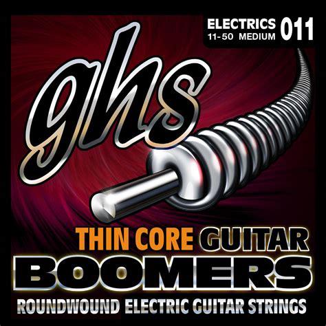 Senar Gitar Elektrik Ghs Boomers 011 83 med medium priss 248 k gir deg laveste pris