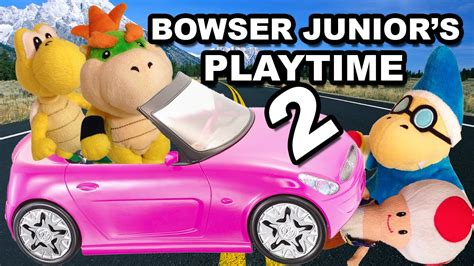 Overall Sml 2 sml bowser junior s playtime 2