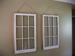stunning interior with hanging diy window frame also