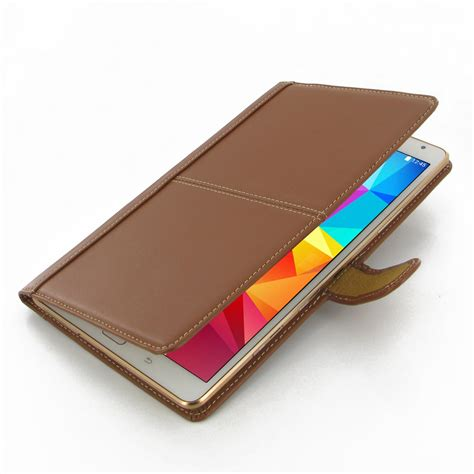 Flip Samsung Tab S 8 4 samsung galaxy tab s 8 4 leather smart flip carry cover