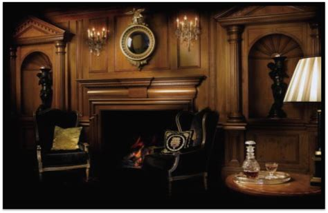 Luxury Fireplaces by Tradition Interiors Of Nottingham Clive Christian Luxury
