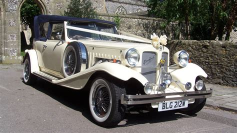 Wedding Car Sussex by Beauford Convertible Wedding Car Hire Lewes East Sussex