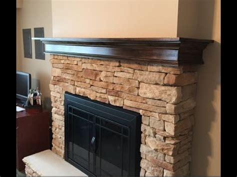 Fireplace Plans build a fireplace mantel youtube