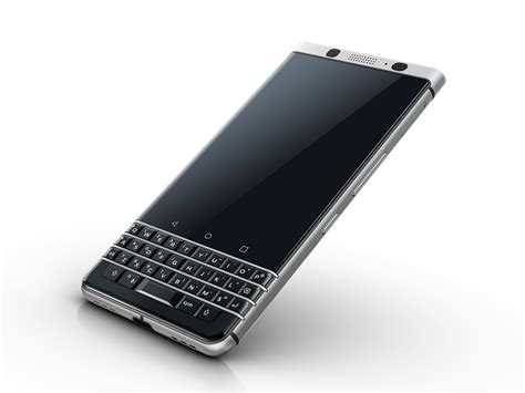 BlackBerry officially reveals its next smartphone, the