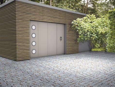 porte de garage en alu porte de garage alu coulissante sib