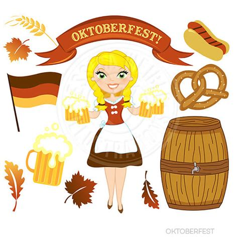 oktoberfest clipart german clipart oktoberfest pencil and in color german