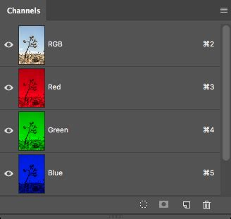 color channel julieanne kost s 8 shortcuts for working with