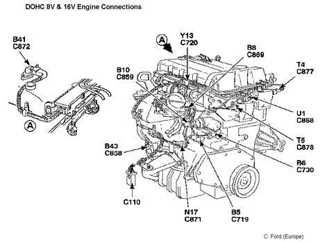 Wiring Loom Diagrams 2000 16v Auto