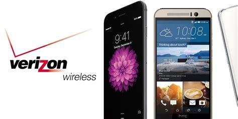 the best phones on verizon plans whistleout