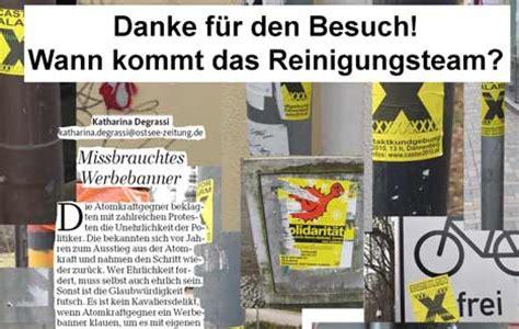Anti Cdu Aufkleber by Pom Lit Archives Fleischervorstadt