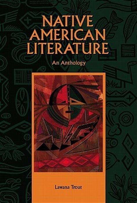 amazon com the wadsworth themes american literature native american literature an anthology by lawana hooper