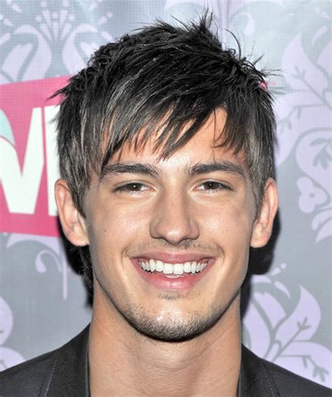 book of hairstyles for guys asher book short straight alternative hairstyle