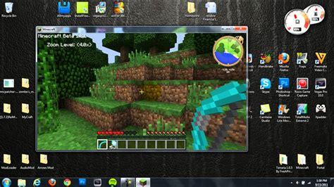 tutorial hack minecraft zan s minimap mod tutorial minecraft beta 1 8 1 and 1 8