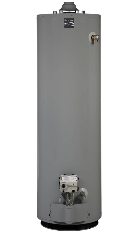 30 gallon water heater natural gas kenmore 57631 30 gal 6 year tall natural gas water heater