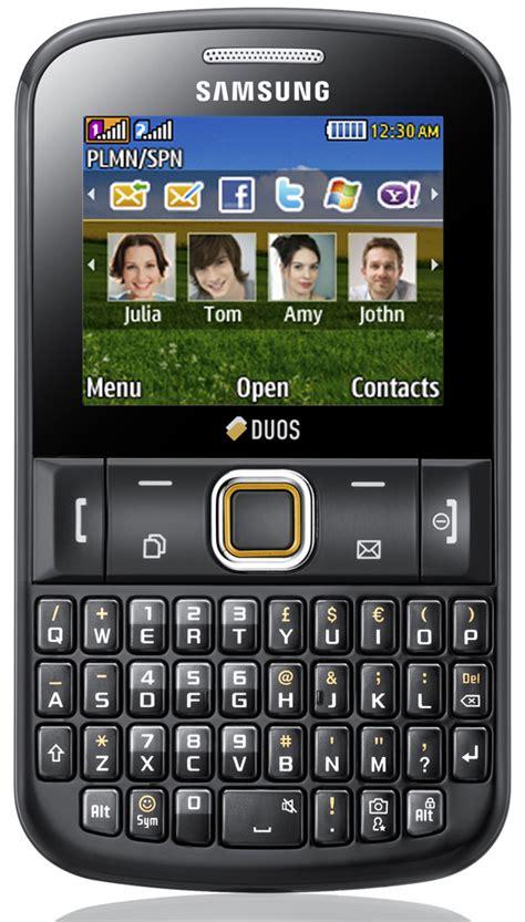 Hp Samsung Ch samsung ch t 222 aka e2222 technical specifications comparison