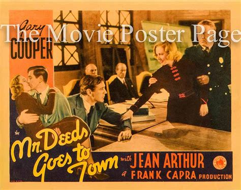 Watch Mr Deeds Goes Town 1936 Full Movie Movie Poster Collecting Mr Deeds Goes To Town 1936