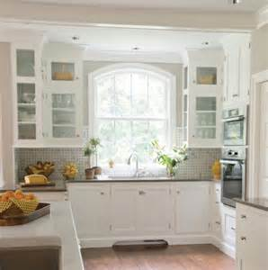 Houzz Kitchens Backsplashes white kitchen with basketweave backsplash kitchens by eileen houzz