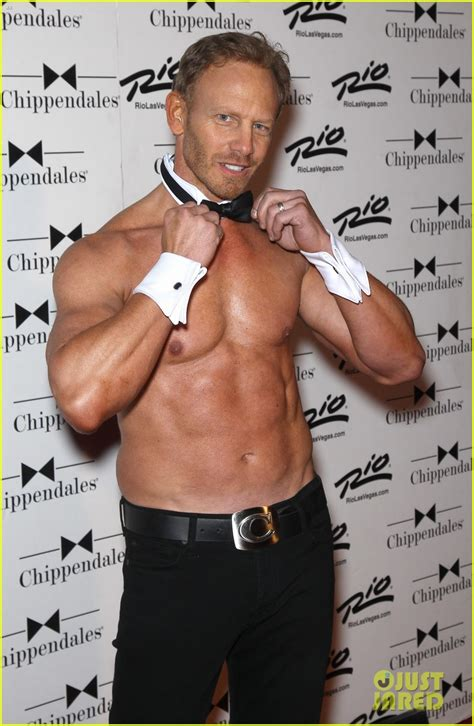 ian ziering chippendales ian ziering shirtless chippendales debut photo 2887413