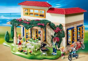 playmobil casita de verano 4857 en demartina