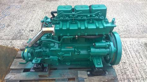 volvo d6 marine engine volvo penta md17d 36hp marine diesel engine package in