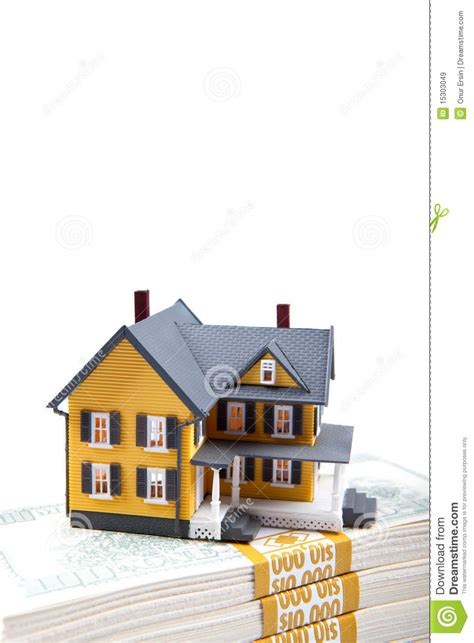 down payment on house down payment for house royalty free stock images image 15303049