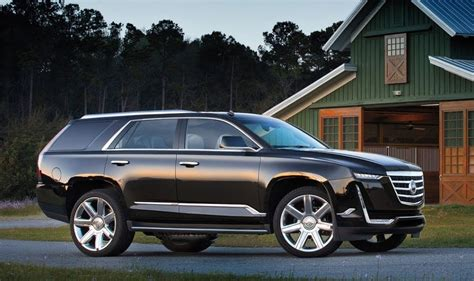 2020 Cadillac Sports Car by 2020 Cadillac Escalade Ext View Concept Engine Safety