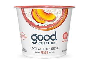 infused cottage cheese cups fruit on the bottom