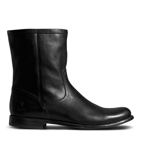 coach phillip boot in black for lyst