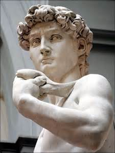 statue of david cleaning of michelangelo s david is completed