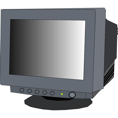 picture of picture of monitor cliparts co