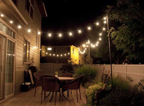 Creative Outdoor Lighting Using Christmas Lights Creative Outdoor Lighting Display Ideas